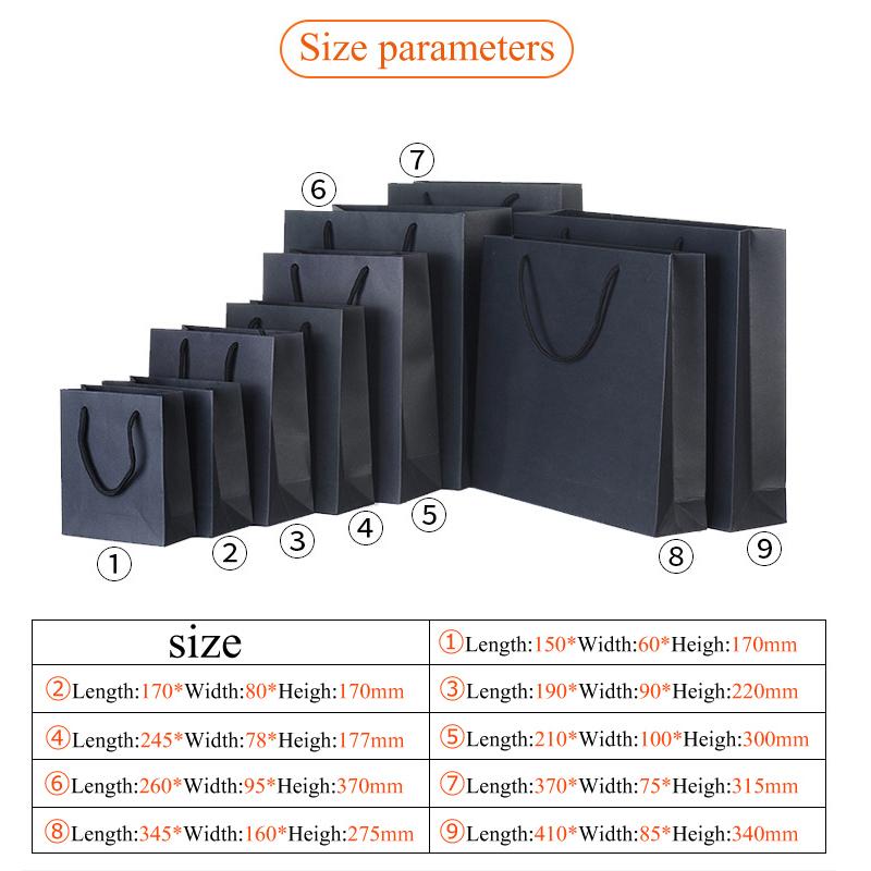 Custom wholesale paper bag