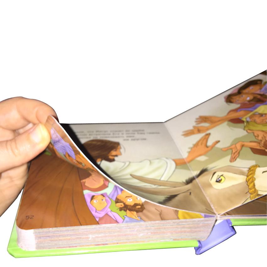 kid board book printing