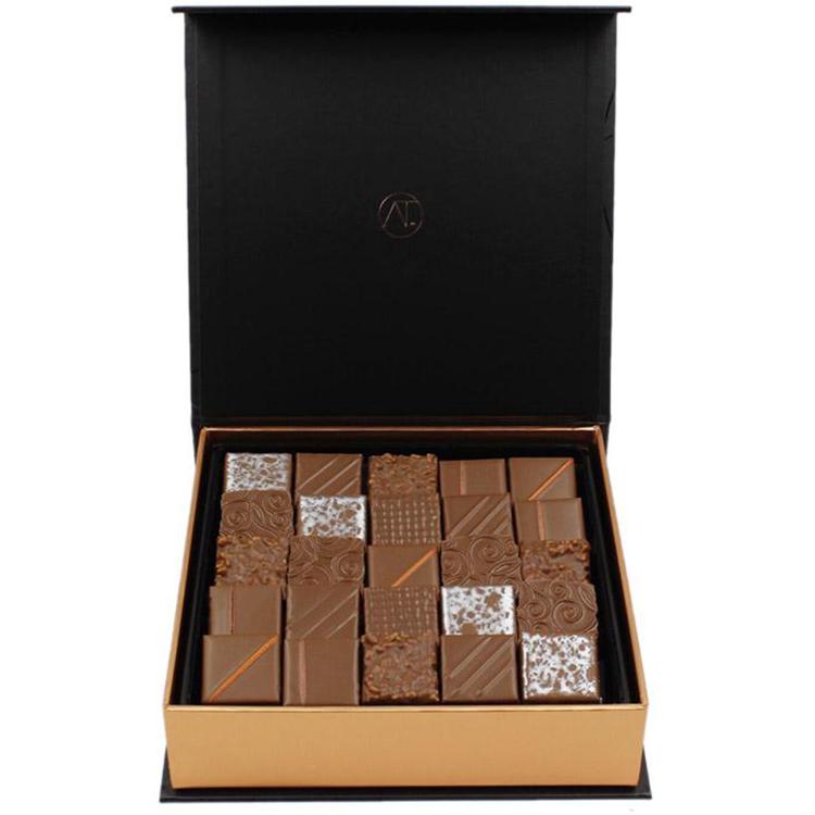 customize Chocolate cardboad box