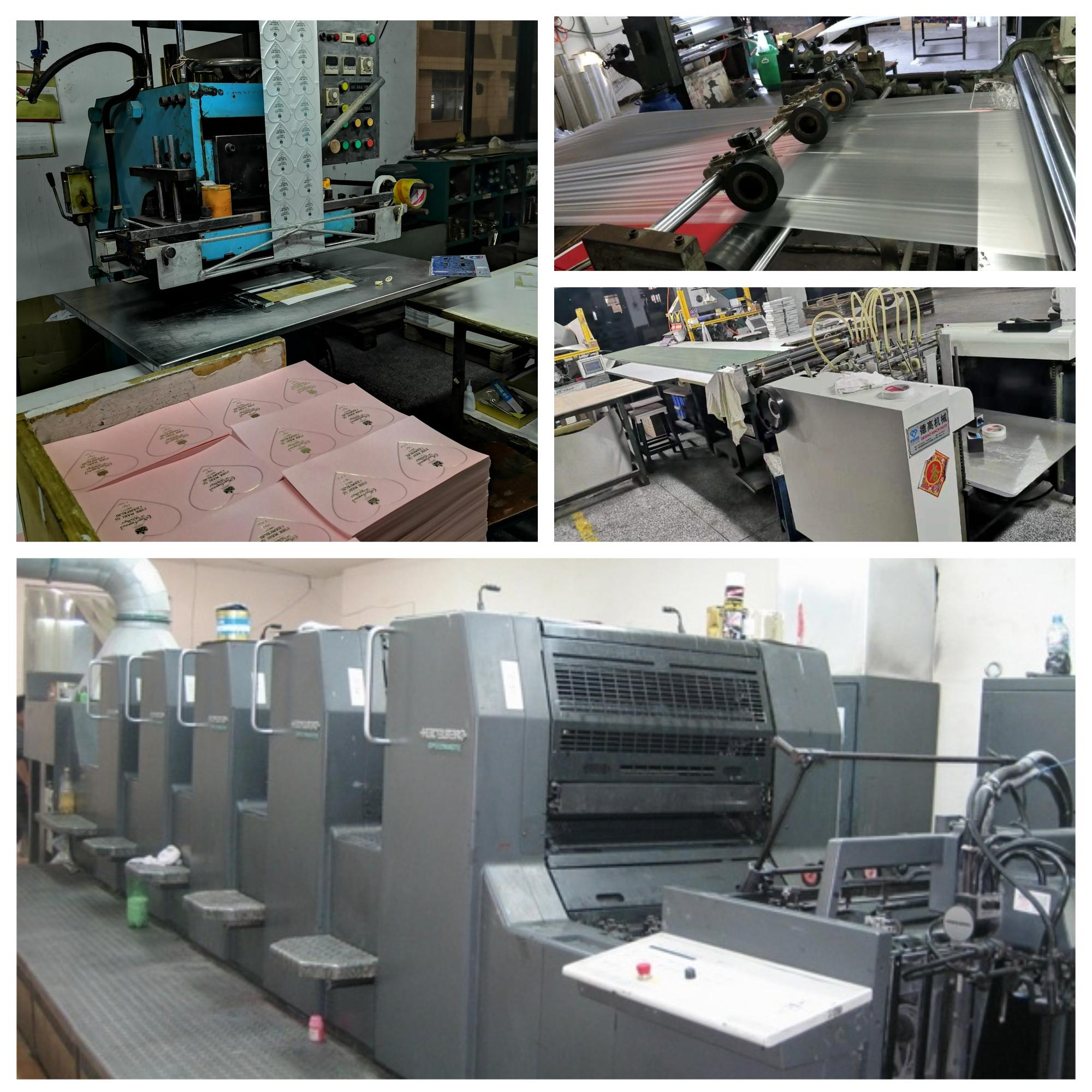 paper box manufacturee