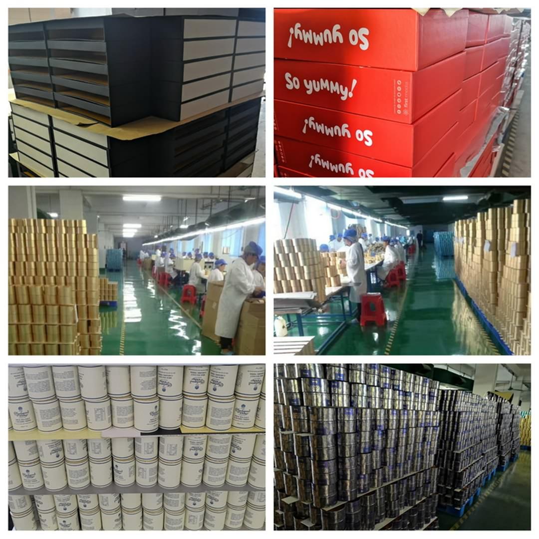 chocolate box printing factory