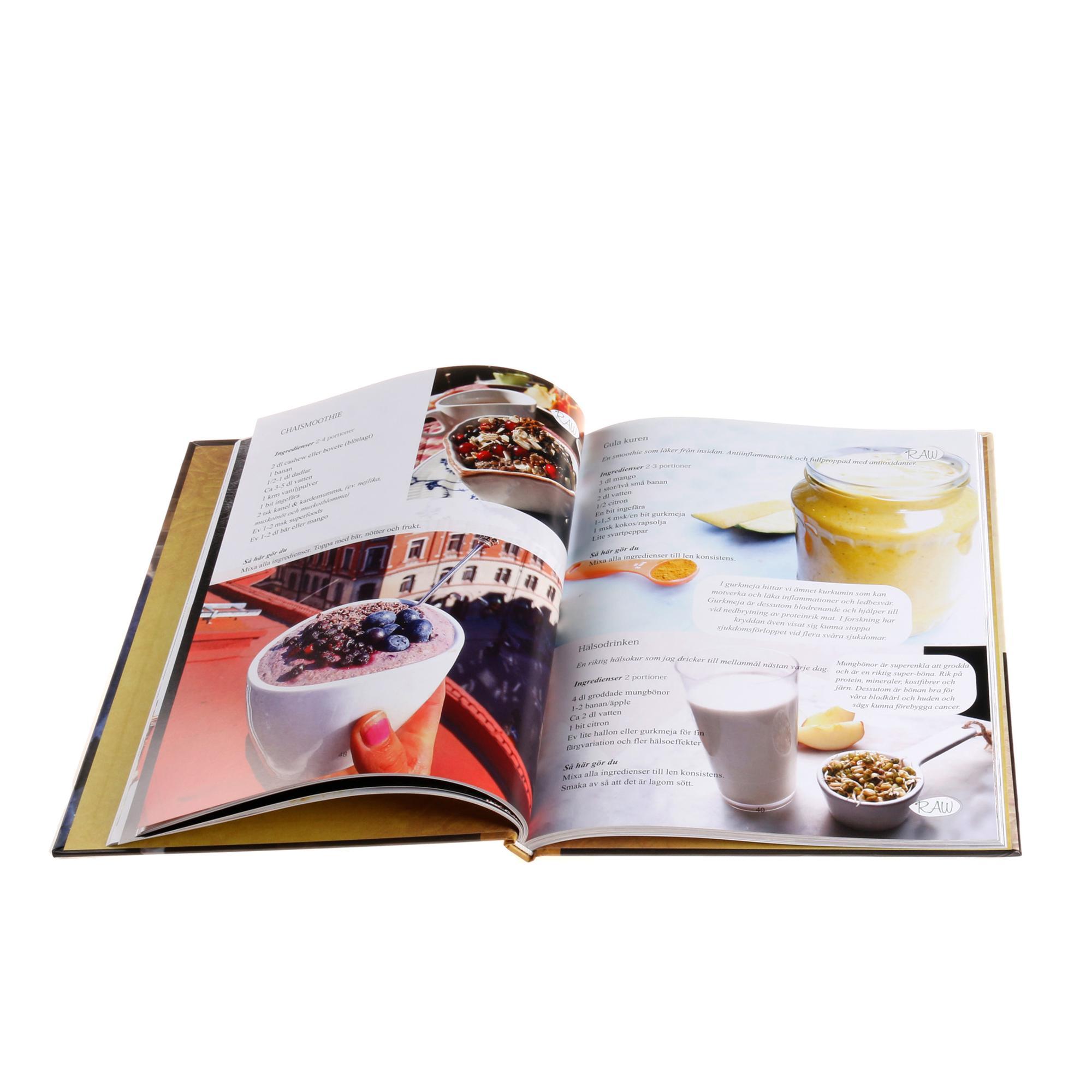 perfect binding book printing custom