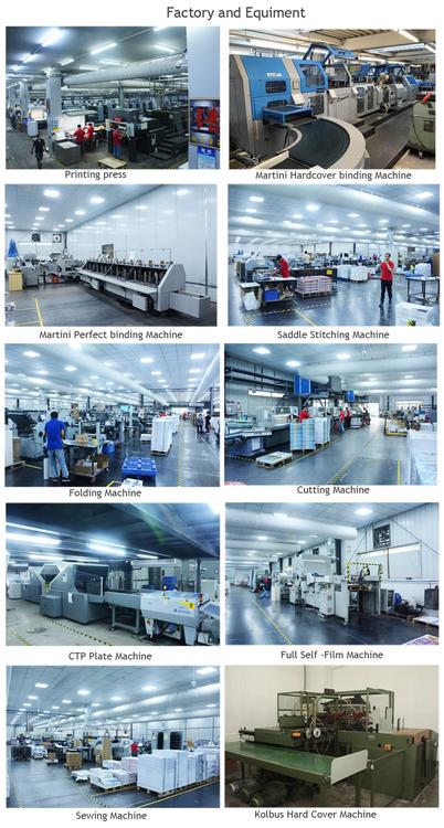 custom notebooks printing factory