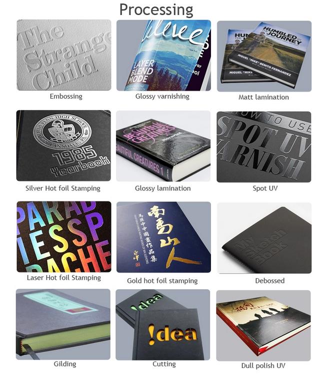 customized notebooks printer