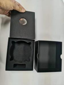 customized rigid box with insert