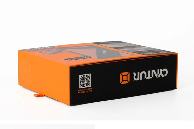 manufacture luxury box custom with logo