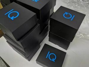 luxury gift box with EVA insert