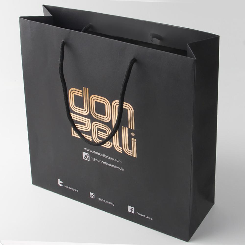 paper gift bag manufacturer